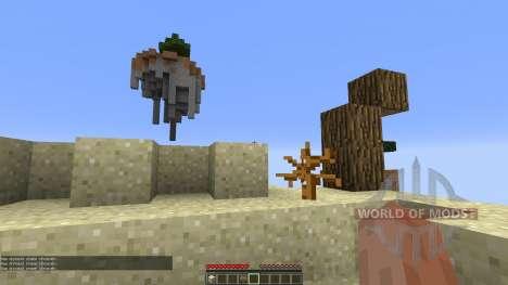 Dead Island Survival для Minecraft