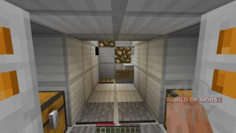 TMF Lab для Minecraft
