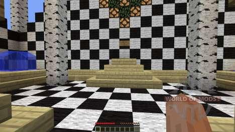 PyroPolars PVP Parkour для Minecraft