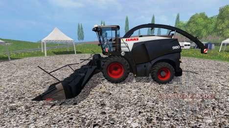 CLAAS Jaguar 980 v1.1 для Farming Simulator 2015