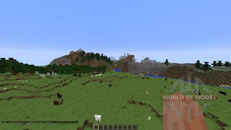 UHC Map Setup для Minecraft