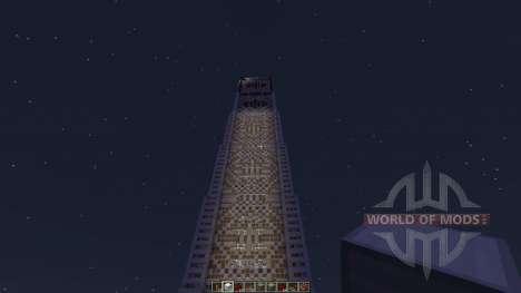 Lighthouse Tower для Minecraft
