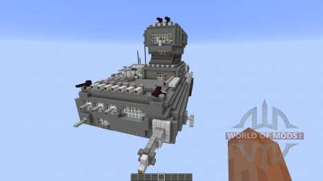 Regulus для Minecraft