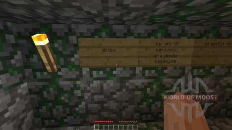 The Dead Jungle для Minecraft