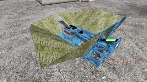 Estupina Paraguas v2.0 для Farming Simulator 2015