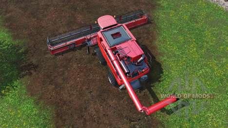Case IH Axial Flow 9230 v4.1 для Farming Simulator 2015