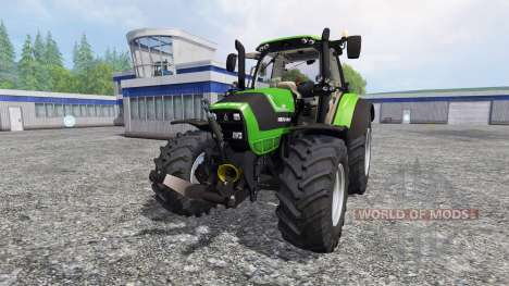Deutz-Fahr Agrotron 6140.4 TTV для Farming Simulator 2015