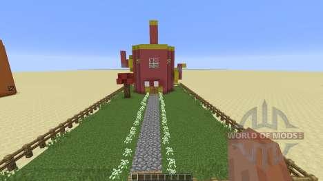 SPONGEBOB для Minecraft