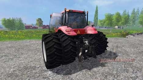 Case IH Magnum CVX 340 BR для Farming Simulator 2015