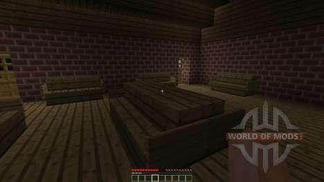 Traincraft scenic для Minecraft