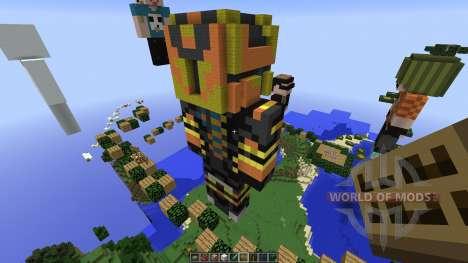 The Challenge для Minecraft