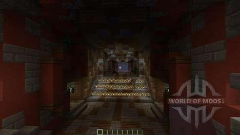 Factions Server Spawn для Minecraft