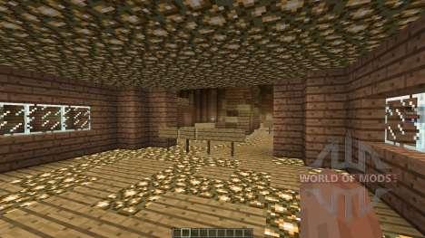 PVP map для Minecraft