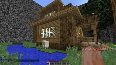 Find The Button Plus для Minecraft