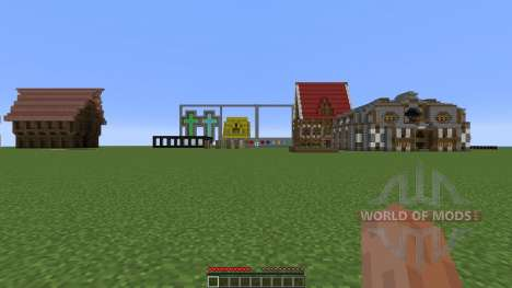 The East Mansion для Minecraft