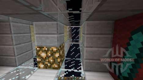 USS Revelation Earth Space Command Vessel для Minecraft