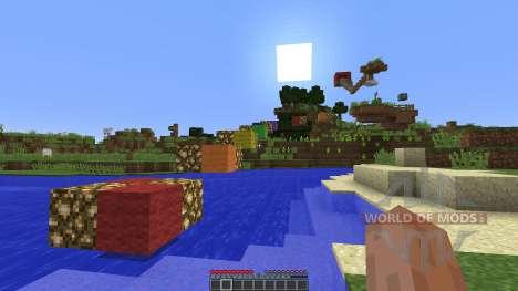 EJM Operation Save ToxicVenom для Minecraft