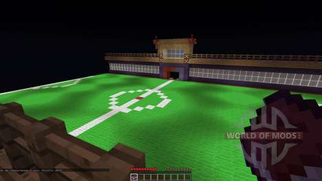 Soccer V2 для Minecraft