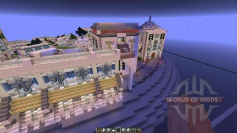 Dragnoz competition entry для Minecraft
