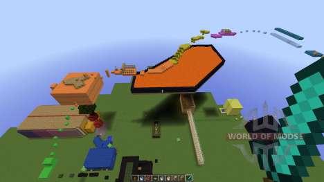 Ultra Jump для Minecraft