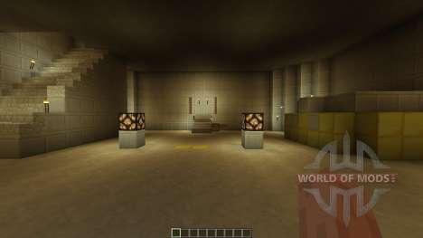 The City of Sand для Minecraft