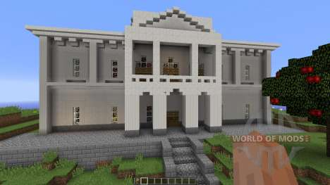 Traditional Hungarian Mansion для Minecraft