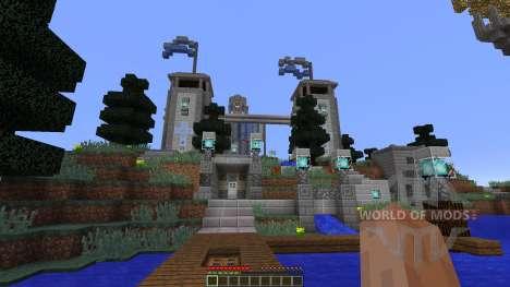 Eshkana Bay для Minecraft