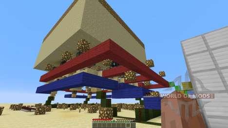 Mob Arena 1.0 для Minecraft