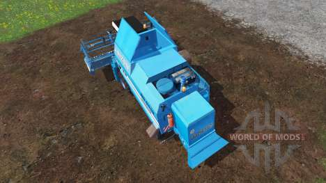 Bizon BS 5110 v1.2 для Farming Simulator 2015