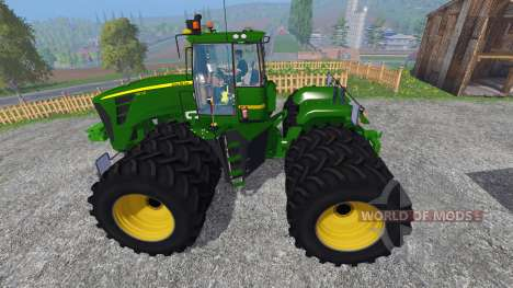John Deere 9630 для Farming Simulator 2015