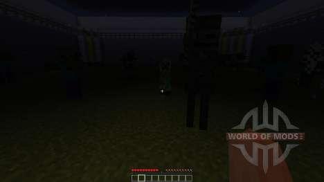 Endless Mob Wave Endless Mob Arena для Minecraft