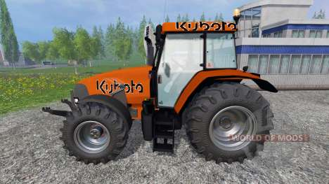 McCormick MTX 150 kubota для Farming Simulator 2015