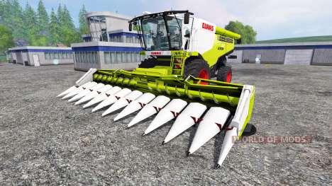 CLAAS Lexion 780 [set] для Farming Simulator 2015