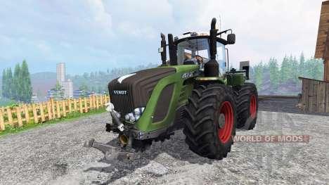 Fendt Vario T для Farming Simulator 2015