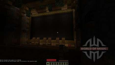 Gazza Island для Minecraft