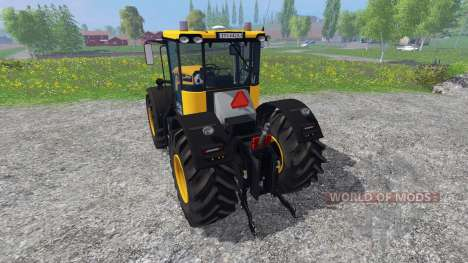 JCB 4220 для Farming Simulator 2015