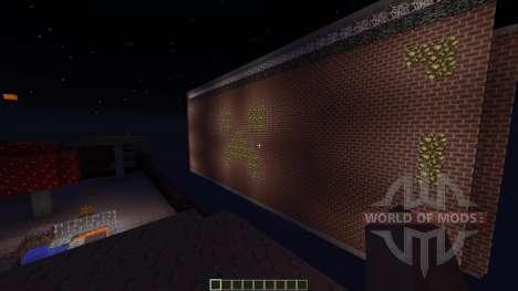 TNT Wars для Minecraft