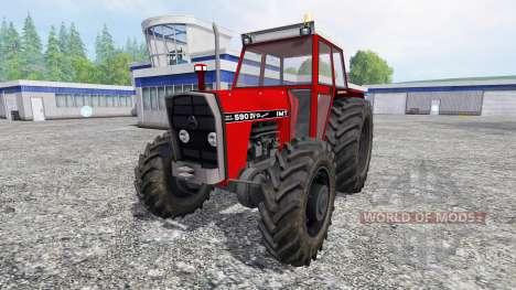 IMT 590 DV для Farming Simulator 2015