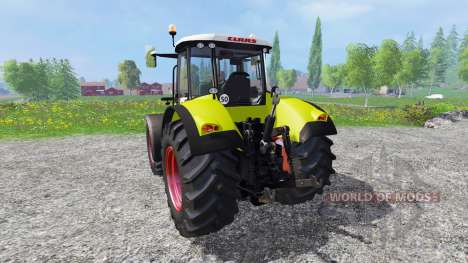 CLAAS Arion 640 для Farming Simulator 2015