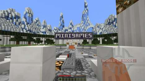 Professional Server для Minecraft