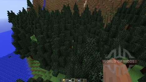 Adventure map для Minecraft