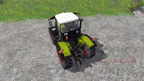 CLAAS Xerion 3300 TracVC v5.1 для Farming Simulator 2015