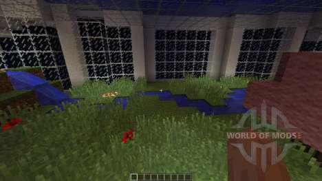 Obsidian island для Minecraft