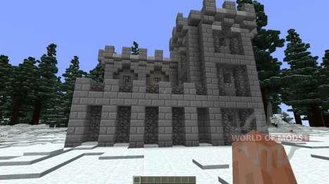 Auralean для Minecraft