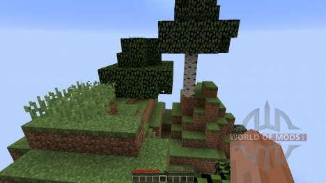 Pinnacle Survival для Minecraft