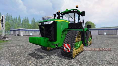 John Deere 9560RX для Farming Simulator 2015