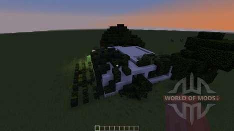 Dawn для Minecraft