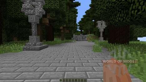 Siluis для Minecraft