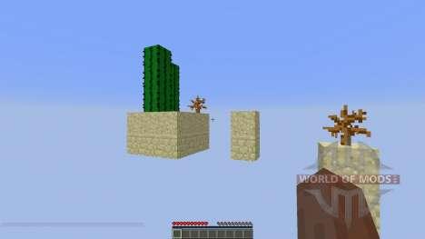 SkyBlocks для Minecraft