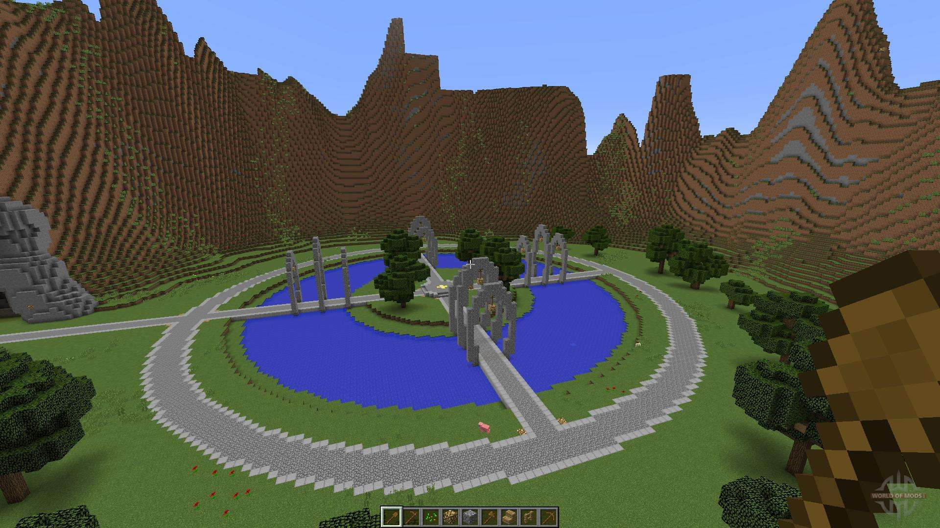 Скачать мод на людей для Minecraft PE 1.1.2